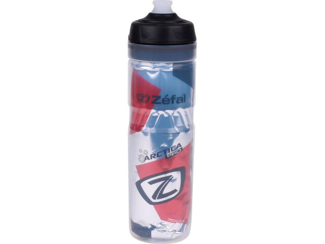 Zefal Arctica Pro Bidon isotherme 750ml, red